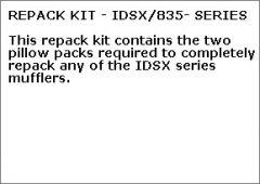 REPACK KIT - IDSX/835- SERIES