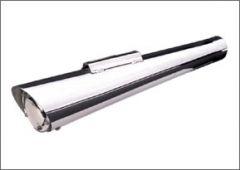 SuperTrapp 432-2522 4 inch Universal SuperMeg S/C Elite Muffler 2.5in Inlet - w/Bracket