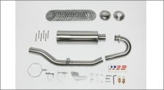 SuperTrapp 815-3450 Bill Werner Racing System Honda CRF450 - 05-08