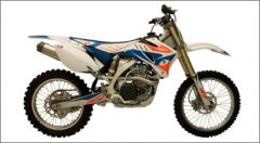 SuperTrapp 815-4454 Bill Werner Racing System w/EXP. - Yamaha YZ450F - 06-09