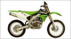 SuperTrapp 815-6454 Bill Werner Racing System w/EXP. - Kawasaki KX 450F - 08