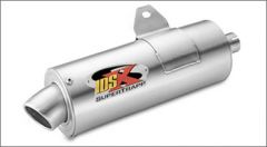 SuperTrapp 835-6650 IDSX Series Slip-Ons Kawasaki Prairie/Suzuki Twin Peaks 02-06