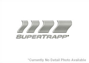 SuperTrapp 613-4350 IDS2 Slip-On with Racing Series Core