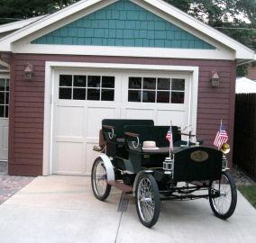 1906 Model B Straight Dash Oldsmobile