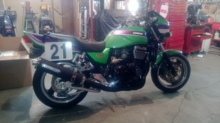 Carl Hammond - ZRC 1100 C Eddie Lawson Replica