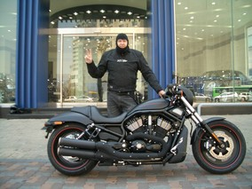 2009 H-D Night Rod Special