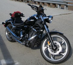 '08 Yamaha Raider