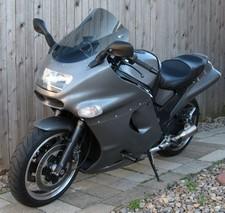 1999 Kawasaki ZX11D
