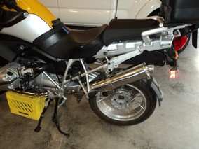 Jim Snell - BMW R1200GS