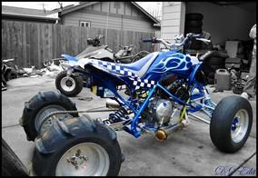 larry - 2001 Raptor 660