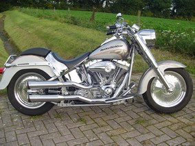 Screaming Eagle Fat boy CVO