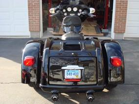 2010 Harley FLHXXX Street Glide Trike