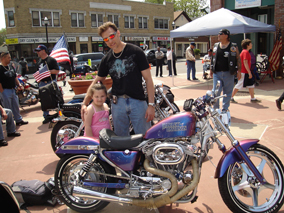1989 Harley Davidson XL Sportster