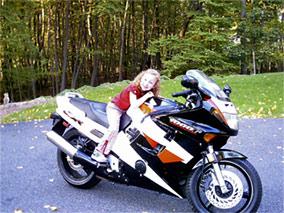 1994 Honda CBR 1000 F
