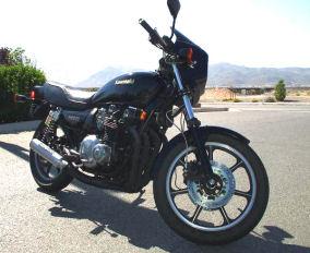 1982 Kawasaki KZ1000J