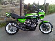 Martyn Crossley - 82 GPz1100