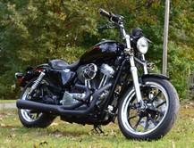 Randy Wilburn - 2011 Harley Davidson SuperLow