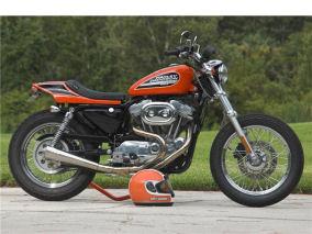 Harley Davidson Sportster Street Tracker 02