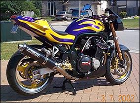 1999 Suzuki 1200 Bandit