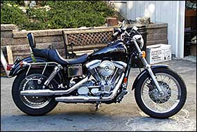 '97 H-D® Dyna FXD Super Glide