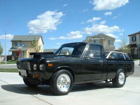 '72 Chevy LUV