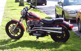 1984 harley davidson XR1000